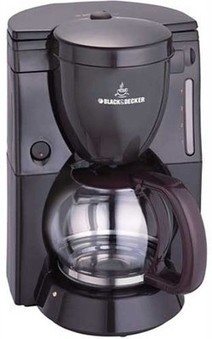 Buy Black & Decker DCM 55 4 Cup Coffee Maker (Black) - Shop and Buy Online at Best prices in India. | Home and Kitchen Appliances | Toaster | Mixer Grinder | Juicer Mixer Grinder | Hand Blaender | Scoop.it