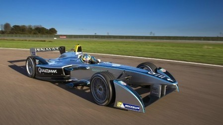 Spark-Renault's Formula E car makes track debut   Real Estate Plus+ Daily News   Scoop.it