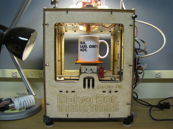 Mission creep – a 3D printer will not save your library | This week in 3d printing | Scoop.it