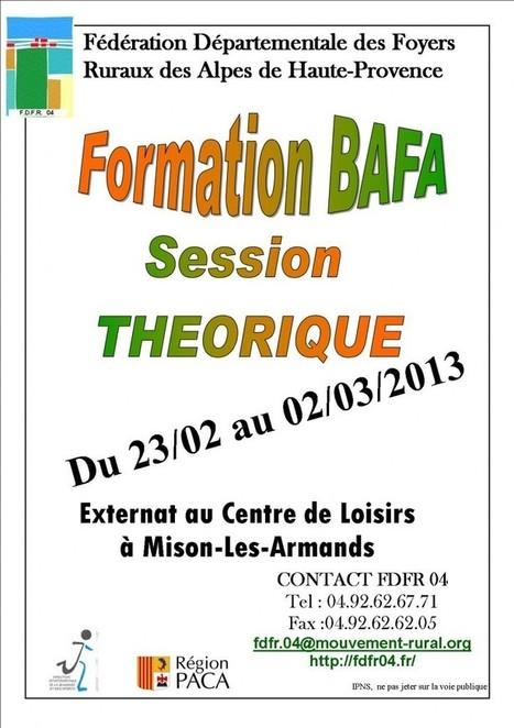 FORMATIONS BAFA 2013 | le bafa | Scoop.it