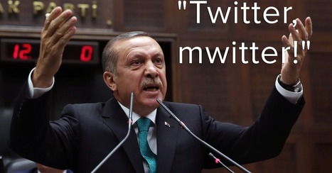 'Twitter, Mtwitter!': Turkish Prime Minister's 9 Craziest Quotes About Social Media | Digital Marketing | Scoop.it