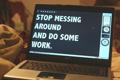 Consejos para trabajar desde casa sin morir en el intento | Contactos sinápticos | Scoop.it