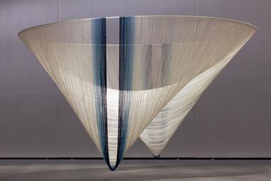 Akio Hamatani: W-Orbit   Art Installations, Sculpture, Contemporary Art   Scoop.it