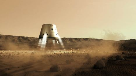 Mars One's Red Planet Colony Project (Gallery) | The NewSpace Daily | Scoop.it