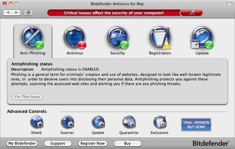 Bitdefender Antivirus for Mac   Computer & Web Security   Scoop.it