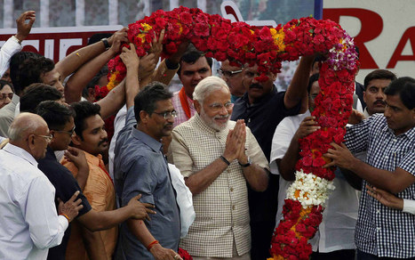 In Modi, Indians hope for an economic miracle-worker | Al Jazeera America | Upsetment | Scoop.it