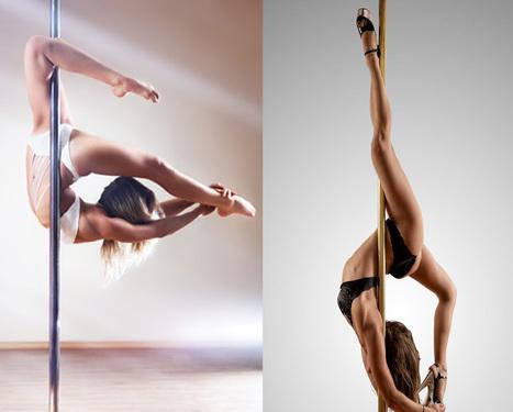 Pole Dance versus Pole Fitness | PoleFitnesSouthAmerica | Scoop.it