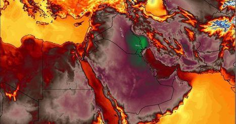 Kuwait, Iraq sizzle in 129-degree heat, setting all-time eastern hemisphere record | MishMash | Scoop.it