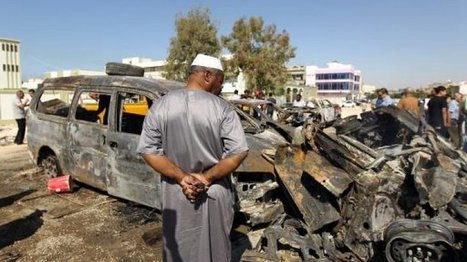 +1 »» Car blast targets municipal election office in Libya - FRANCE 24 | Saif al Islam | Scoop.it