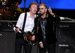 Paul McCartney, Ringo Starr to perform at Grammy Awards | Paul McCartney | Scoop.it