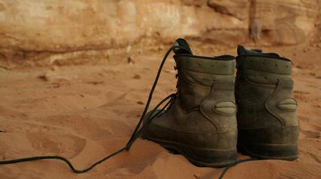 Voyage : Choisir de bonnes chaussures de marche   Le portail du voyage   Scoop.it