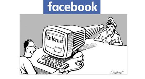 Facebook : les demandes d'informations gouvernementales en chiffres ! | Internet world | Scoop.it