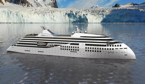 Ulstein se lance sur le marché des croisières d'expédition #Norvège   Arctique et Antarctique   Scoop.it