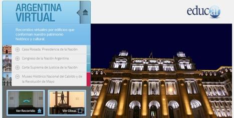 Argentina Virtual - educ.ar | IMAGEN ACTUAL DELNUEVO CABILDO Y LA IMAGENES DE LA GALERIA | Scoop.it