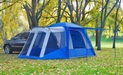 5 Person SUV Tent with Screen Room Review | Camping Tents Guru | Best Backpacking Tents | Scoop.it