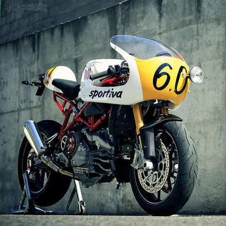 Adiós, Radical Ducati | Ducati & Italian Bikes | Scoop.it