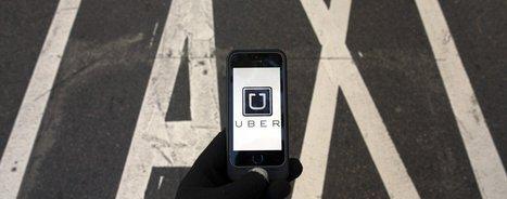 """Aux Etats-Unis, des chauffeurs d'Uber lancent un service rival   """"green business""""   Scoop.it"""