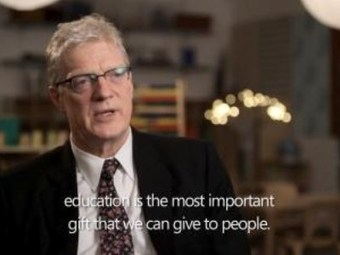 Sir Ken Robinson On The Role Of Policy In Education | Rethinking Public Education | Scoop.it