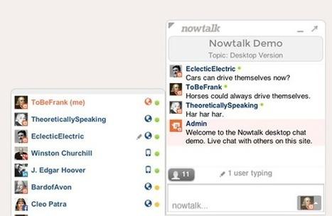 Nowtalk | Apps Web PC | Scoop.it