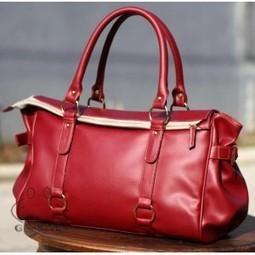 Tas Wanita ~ Anyelir Dark Red | Toko Tas Online | trend fashion 2013 | Scoop.it