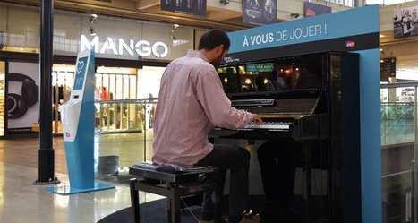Des pianos pour créer poésieet lien social, Innovation produit - Les Echos Business | Créer de la valeur | Scoop.it