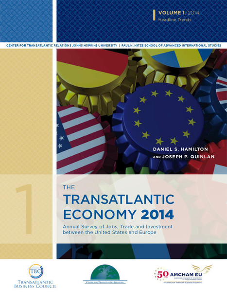 Transatlantic Economy 2014 | ciberpocket | Scoop.it