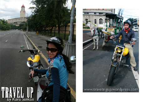 Manila by Motorcycle | Travel Up | Philippine Travel | Scoop.it