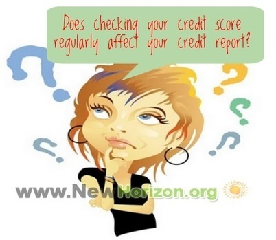 Does checking your credit score regularly affect your credit report? | Financial, Personal Guide | Scoop.it