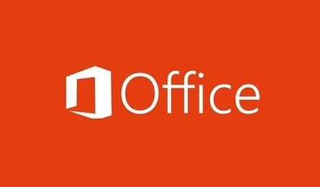 Microsoft komt ook met Office voor Android tabl... | Tablets in het onderwijs | Scoop.it