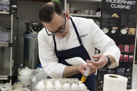 Cooking for Ferran Adrià: Reflecting on Inspiration and Innovation   Food Passions   Scoop.it