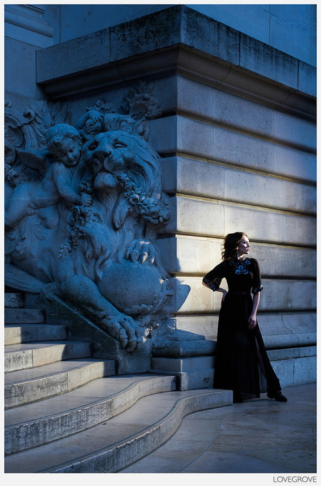 Agata Suduiko in Paris at Twilight - ProPhotoNut | Fuji X-T1 and X-T2 | Scoop.it