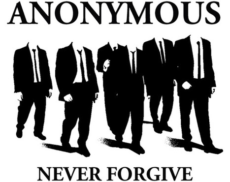 Les pirates informatiques d'Anonymous s'en prennent à la Grèce | Le bal des hackers | Scoop.it