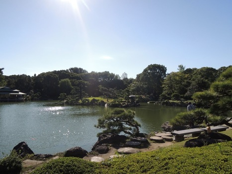 7 best Japanese gardens within Tokyo | tsunagu Japan | Japanese Gardens | Scoop.it