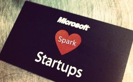 Spark, le nouvel accélérateur de startups de Microsoft à Paris   Tiers Lieux, coworking, télétravail   Scoop.it