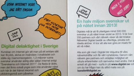 Trycksaker | Digidel | Folkbildning på nätet | Scoop.it