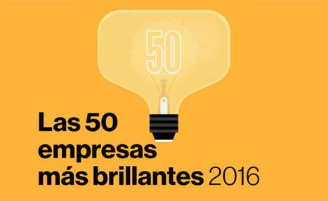 Las 50 empresas más brillantes de 2016, según 'MIT Technology Review' - MIT Technology Review | Aprendiendo a Distancia | Scoop.it