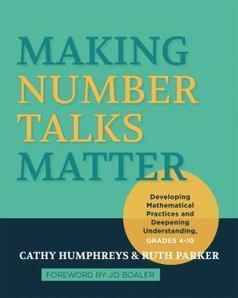 Making Number Talks Matter | Stenhouse Publishers | TCDSB Leadership Strategy Influential Books and Documents | Scoop.it
