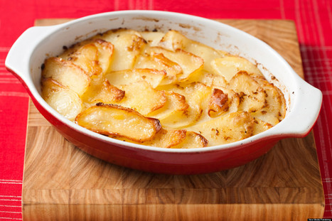 WATCH: How To Make Scalloped Potatoes, Fast!   Gems for a Happy Family Life   Scoop.it