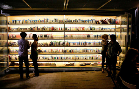 What will our library look like in the future? | Habitus Living | Trucs de bibliothécaires | Scoop.it