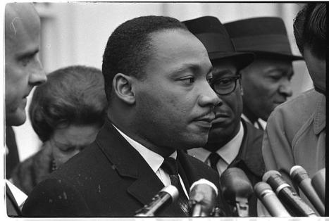 A little history: Martin Luther King | John Cashon's Musings | Scoop.it