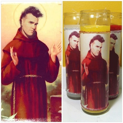 Weird Merch: Morrissey Prayer Candles, Wu-Tang Christmas Sweaters | Intelligence | Scoop.it