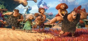 Film Review: THE CROODS (2013): Nicholas Cage, Ryan Reynolds | Movie Review | Scoop.it