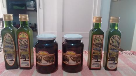 Azeites e azeitonas produzidas no Brasil-Cerro dos Olivais a pioneira. | olive table on Brazil | Scoop.it