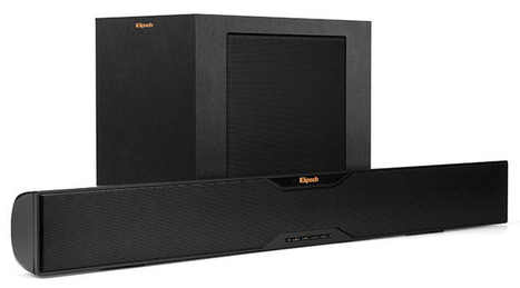 Klipsch Adds the R-10B Soundbar to Their Reference Line-up | Home Theater Speakers | Scoop.it