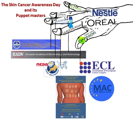 Skin Cancer Awareness Day And Its Puppet Masters | Tanningnews | Scoop.it