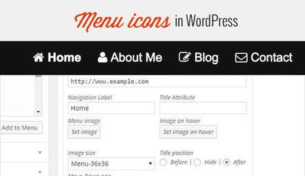 Comment ajouter des icônes au menu de votre site WordPress ? | veillepédagogique | Scoop.it