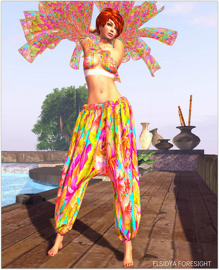 Freebies and cheapies in SL: Like a flower..comme une fleur | Freebies and cheapies in second life. | Scoop.it