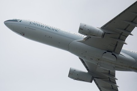 Cathay Pacific Profit Jumps on Improved Demand | ASEAN Supply Chain | Scoop.it
