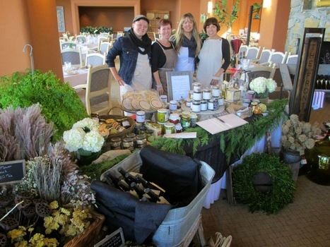 It Was Shopping Galore at The Farms Golf Club Holiday Bazaar | All About Country Club San Diego | Scoop.it