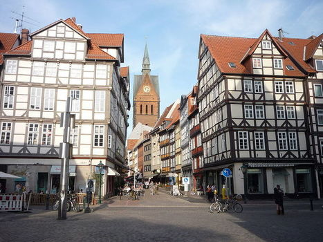 """Germany's second """"Bitcoin Boulevard"""" is born in Hannover 